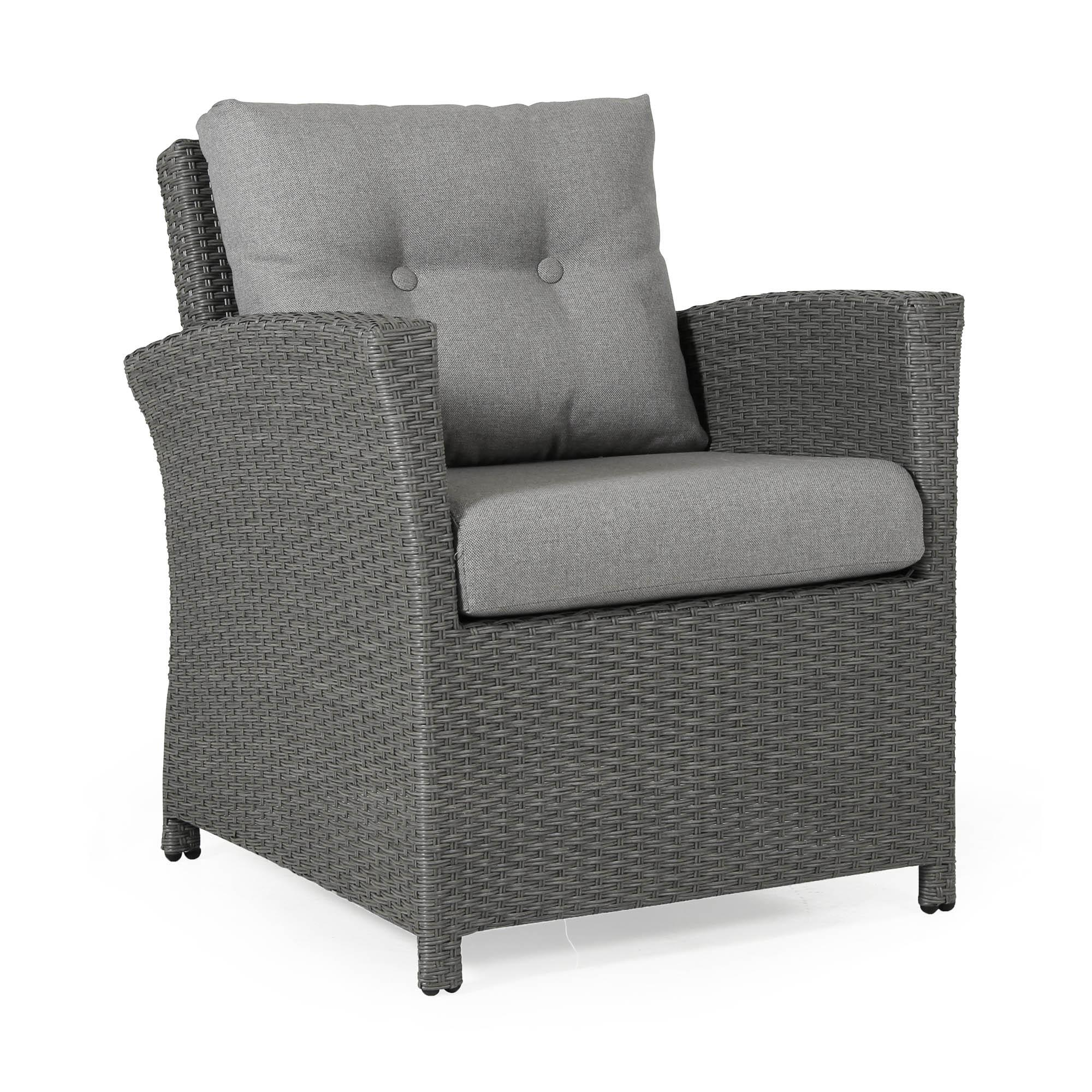 Кресло Soho grey, 2311S-76-76