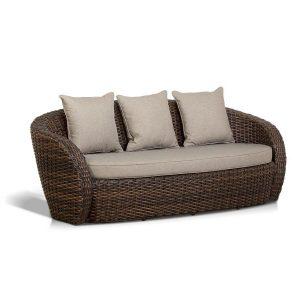 Плетеный диван Авела, Италия