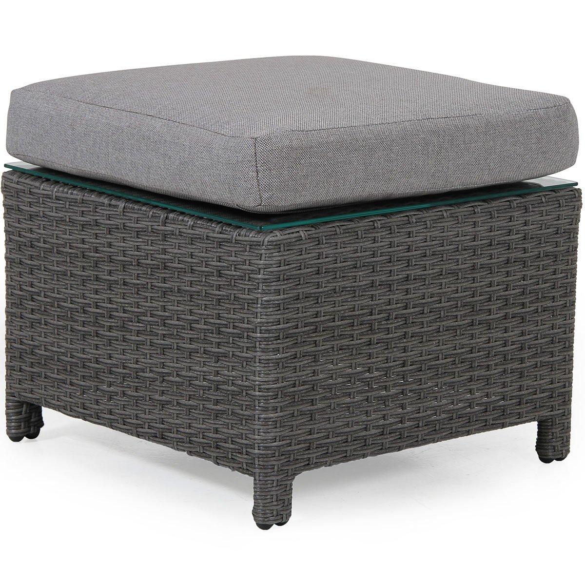 Soho grey пуф-стол, Brafab, артикул 2321S-76-76.