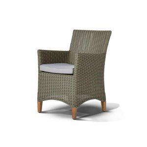 Плетеное кресло Пестум, 4sis, Италия