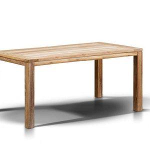 Обеденный стол из массива тика Витория.