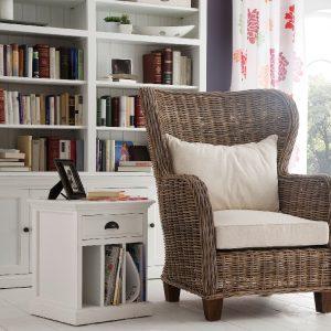 Плетеная мебель кресла стулья