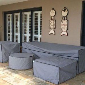 Садовое хранение чехлы для мебели