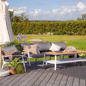 Мебель садовая из алюминия комплекты