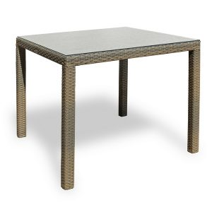"Плетеный стол ""Rome"", 90 см."