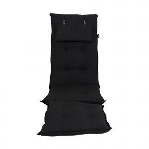 """Подушка для шезлонга """"Florina"""", цвет черный"""