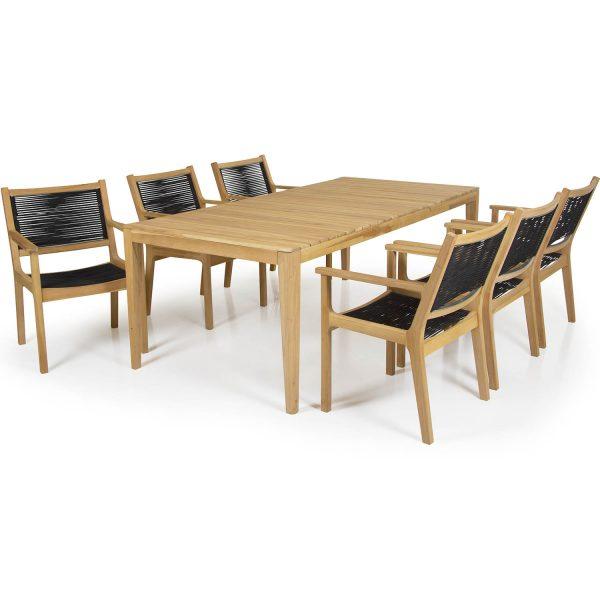 "Садовая мебель из тика ""Agios"" dining Brafab"