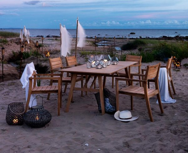 "Кресло из тика ""Chios"" Brafab"