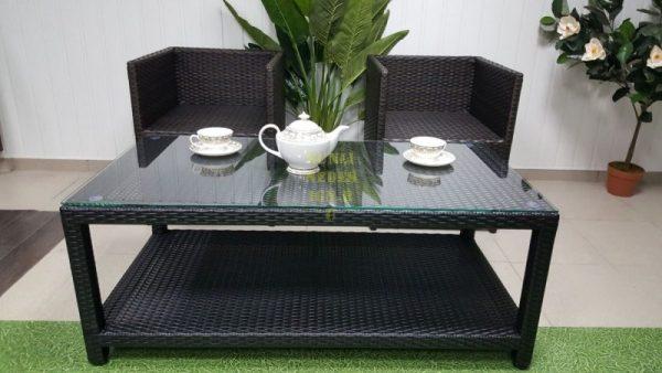 Плетеная мебель «New York» cafe set