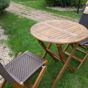Садовая мебель «Ever ton rustic» на 2 персоны