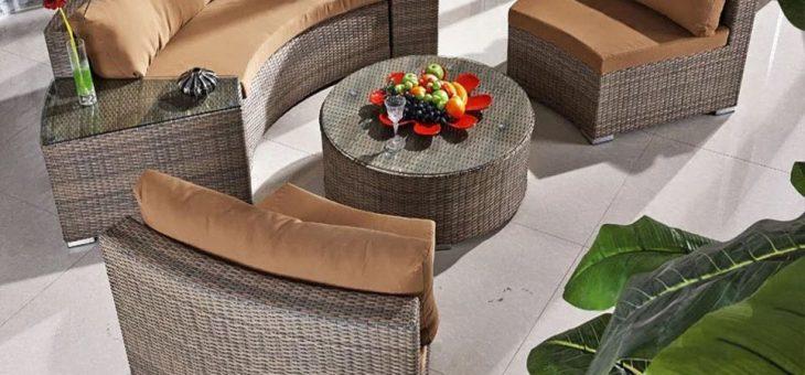 Распродажа от фабрики Плетеная мебель Sunlinedesign Outdoor Rattan Furniture 25%
