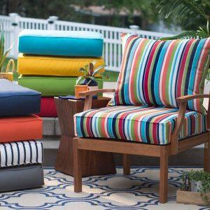 Подушки для садовой мебели, Матрасы