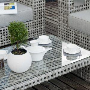 Садовая мебель фабрика QUATTRO SIS