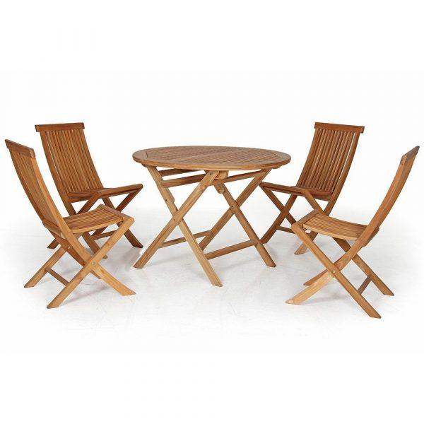 "Комплект садовой мебели из тика ""Turin"" Brafab"