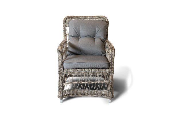 """Комплект плетеной мебели """"Цесена"""", обеденная группа"""