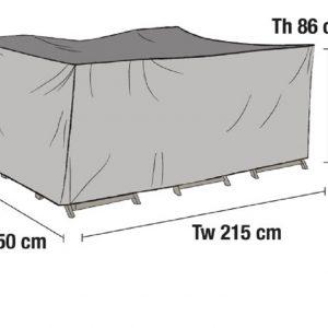 Чехол 215x150x86 см