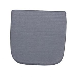"Подушка на кресло ""Haag"", цвет серый"