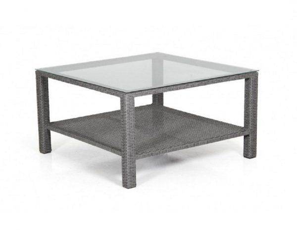 """Кофейный стол """"Madison grey"""" 86х86 см"""