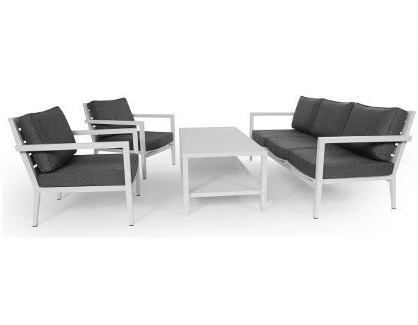 "Стол ""Chelles"", 142x65 см, цвет белый"
