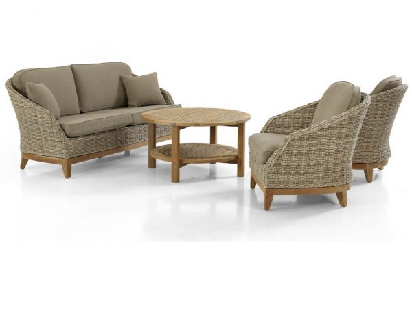 "Плетеная мебель ""Ontario"" lounge Brafab"
