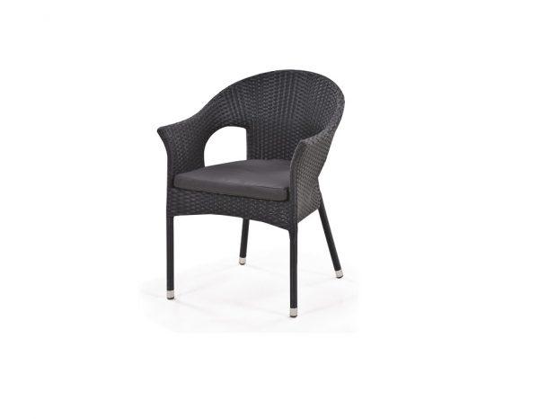 """Плетеная мебель """"Abcent black"""""""