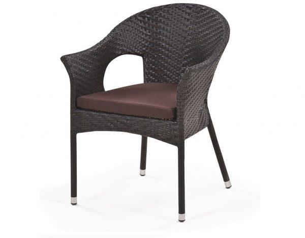 "Плетеная мебель ""Abcent brown"""