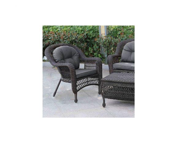 """Плетеная мебель """"Afina grey"""""""