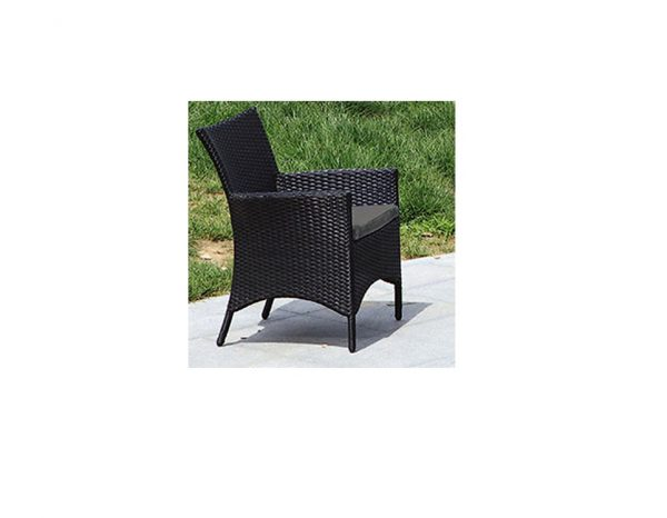 """Плетеная мебель """"Валенсия"""", цвет темно-коричневый"""