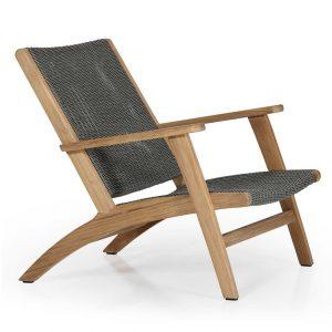 "Кресло из тика плетеное ""Kira"" Brafab"