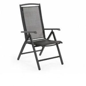 """Кресло из текстилена """"Andy"""" черный/nonwood Brafab"""