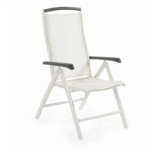 "Кресло из текстилена ""Andy"" белый/nonwood Brafab"