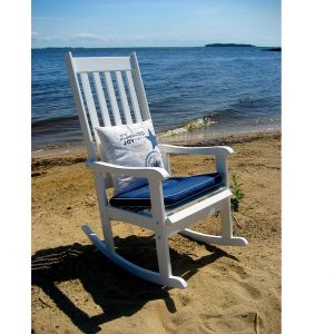 """Кресло-качалка из сосны """"Svannah"""""""