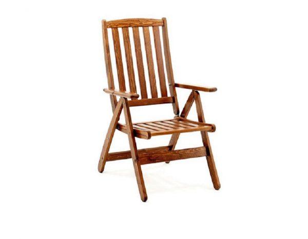 """Кресло садовое из сосны """"Regina"""""""