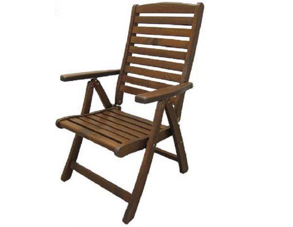 """Кресло из сосны """"Solberga"""""""