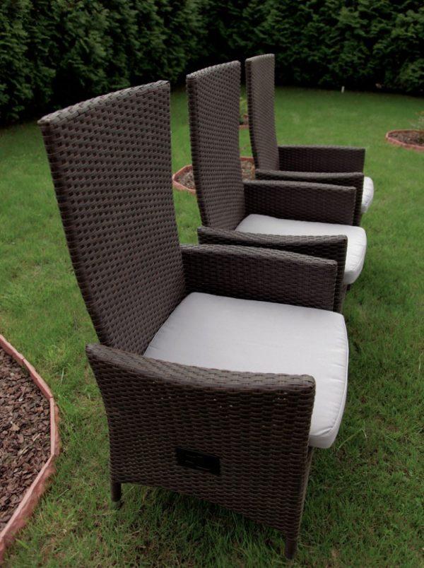 """Кресло с регулируемой спинкой """"Lavras"""""""