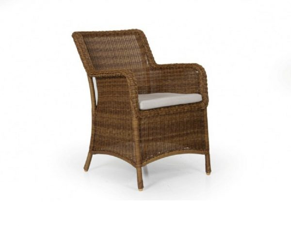 """Кресло плетеное """"Lilly"""", цвет коричневый Brafab"""