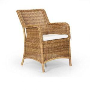 """Кресло плетеное """"Lilly"""", цвет натуральный Brafab"""