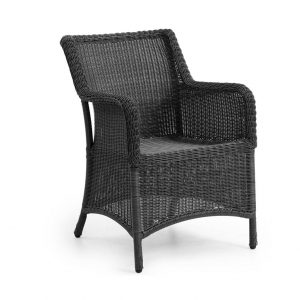 "Кресло плетеное ""Lilly"", цвет серый Brafab"