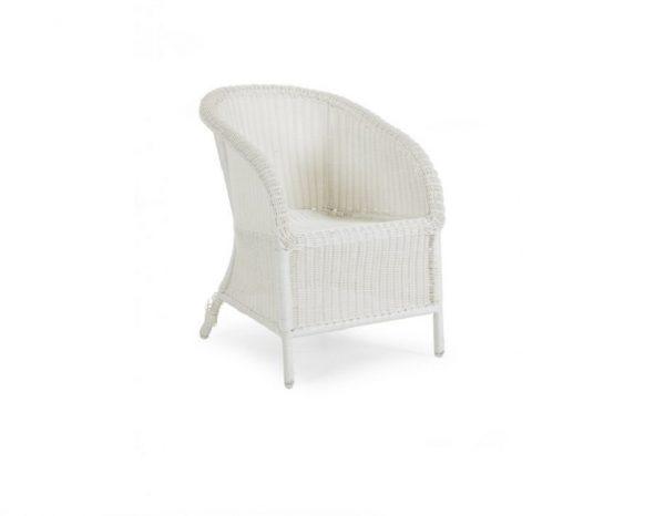 """Кресло из ротанга """"Magda"""", цвет белый Brafab"""