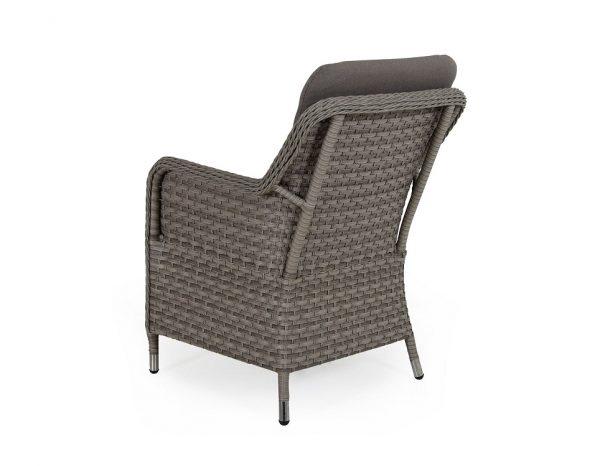 Кресло из ротанга обеденное «Colby beige» Brafab