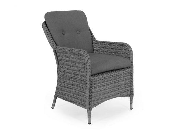 Кресло из ротанга «Colby grey» Brafab