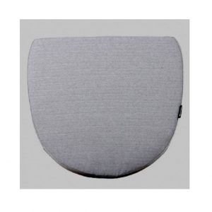"Подушка на кресло ""Magda"", цвет серый"