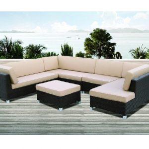 """Плетеная мебель """"Malaga"""" lounge"""