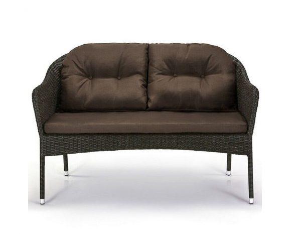 """Плетеная мебель """"Альер brown"""""""