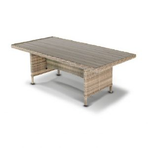 """Плетеный стол """"Цесена"""", 200х100 см"""