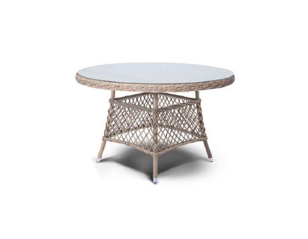 "Стол обеденный ""Эспрессо"", диаметр 120 см"