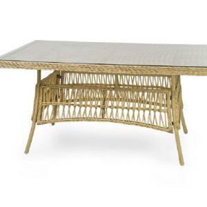 "Плетеный стол ""Oslo"", 140 см"