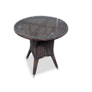 """Плетеный стол """"Warsaw"""", Ø 70 см"""
