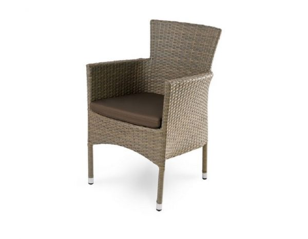 "Комплект плетеной мебели ""Aroma brown"", обеденный"