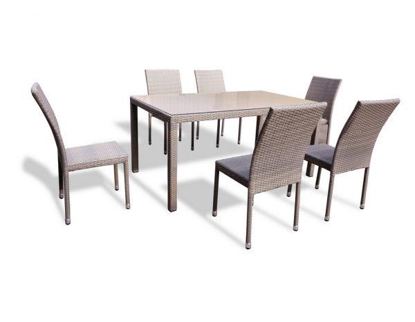 """Плетеный стул """"Rome"""" без подлокотников"""